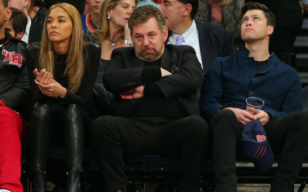 Can the Knicks Save Themselves?