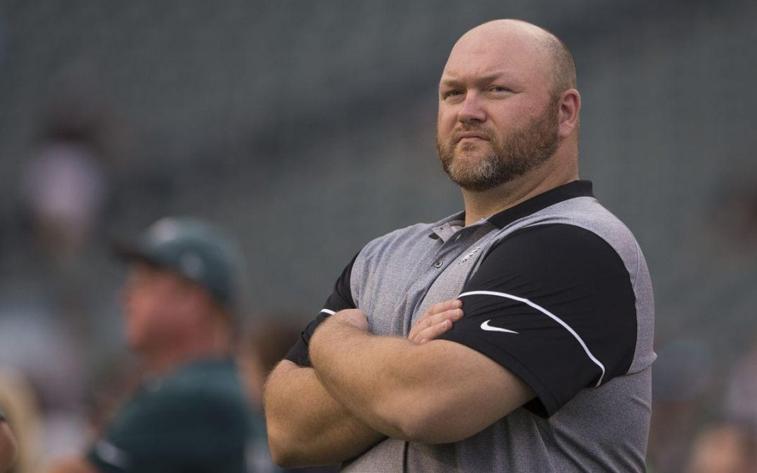 Joe Douglas's approach to free agency is all part of the plan