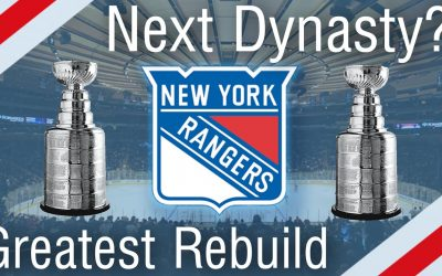 Could the New York Rangers be the NHL's next great Dynasty?